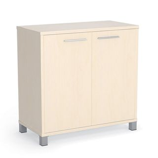CUBIT CUPBOARD 900WX900HX450DMM MAPLE