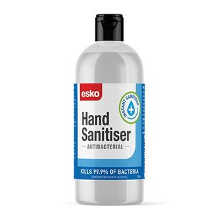 ESKO HAND SANITISER 375MM 70% ALCOHOL