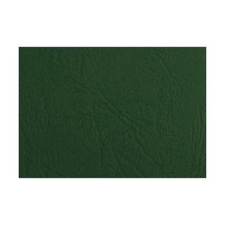 BINDING COVERS A4 LEATHERGRAIN GREEN