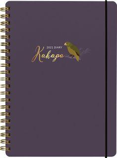 COLLINS DIARY A51 KAKAPO ODD YEAR