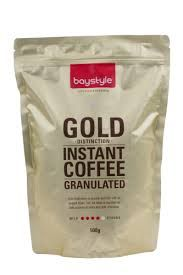 BAYSTYLE GRANULATED INSTANT COFFEE GOLD