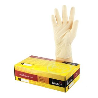 DISPOSABLE GLOVES BASTION SMALL BX/100