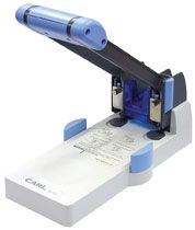 2 HOLE PUNCH 122 145 SHEET CAPACITY CARL