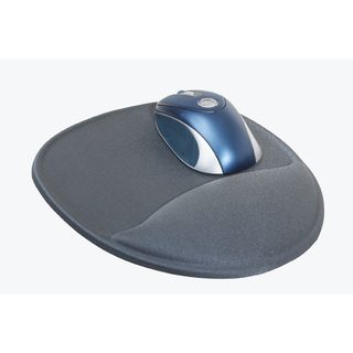 MOUSE PAD DAC MP113 GEL CONTOURED GREY