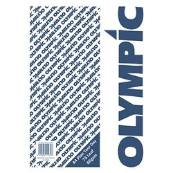 OLYMPIC PAD A4 PLAN YOUR DAY