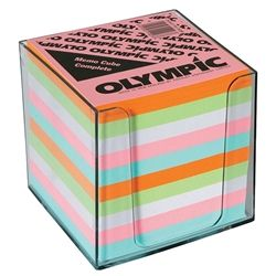 MEMO CUBE OLYMPIC FULL HEIGHT COMPLETE