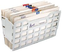 DESK TOP FILE ORGANISER KWIKFILE
