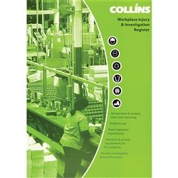 COLLINS INJURY & INVESTIGATION REGISTER