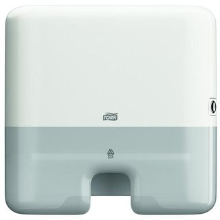 HAND TOWEL DISPENSER TORK H2 WHITE MINI