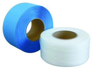 PLASTIC AUTO STRAPPING TAPE BLUE 12MM X