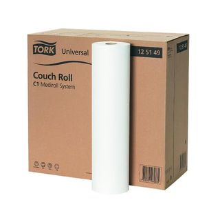 COUCH ROLL TORK UNIVERSAL C1 49CM X 50M
