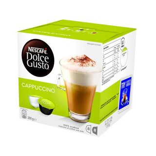 COFFEE CAPSULES DOLCE GUSTO CAPPUCCINO