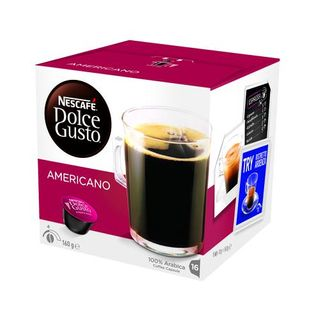 COFFEE CAPSULES DOLCE GUSTO AMERICANO
