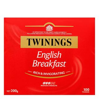 TWININGS TEA BAGS ENG/BREAKFAST PKT100