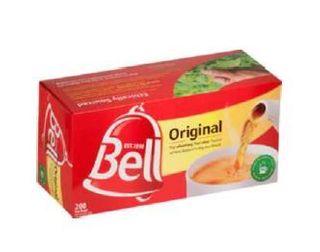 BELL TEA BAGS BOX/200
