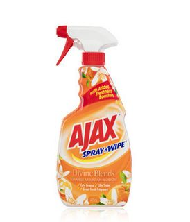 AJAX SPRAY N WIPE CLEANER 500ML TRIGGER