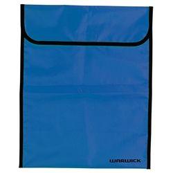 HOMEWORK BAG WARWICK FLUORO BLUE LARGE