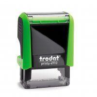 TRODAT PRINTY SELF INKING STAMP 4910 GRE