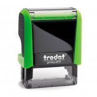 TRODAT PRINTY SELF INKING STAMP 4911 GRE