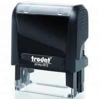 TRODAT PRINTY SELF INKING STAMP 4912 BLA