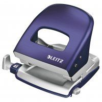2 HOLE PUNCH LEITZ NEXXT TITAN BLUE
