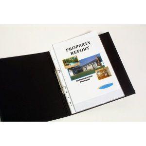 MARBIG COPYSAFE POCKETS A3 CLEAR PKT/10
