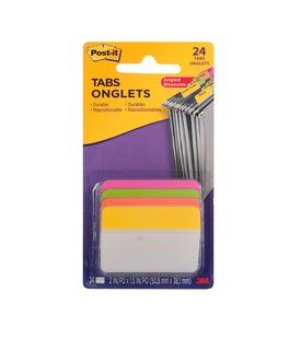 FILING TAB POST-IT DURABLE 686A-PLOYIN
