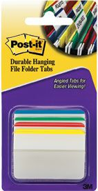 DURABLE TAB HANGING FILE FOLDER 686A-1 2