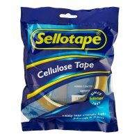 SELLOTAPE CELLULOSE TAPE 24X66