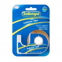 CELLULOSE 18 X 33M SELLOTAPE 3272 DISPEN
