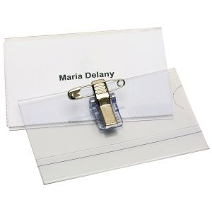 CONVENTION NAME CARD HOLDERS BOX/50