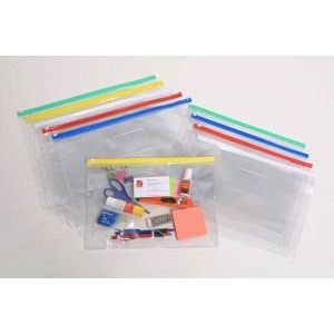 MARBIG CLEAR CASE A4 335X245 ASSORTED