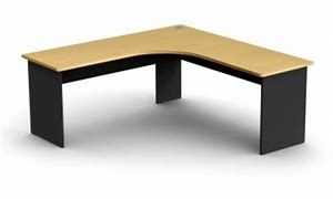 PROCEED CORNER DESK 1800X1800X600MM