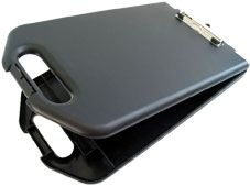 GBP STORAGE CLIPBOARD BLACK