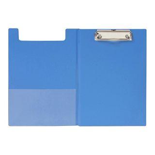 CLIPBOARD GBP A5 DOUBLE PVC BLUE