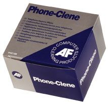 CLEANING WIPES SACHETS PHONE-CLENE 100