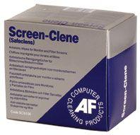 SCREEN CLEANING WIPES AF SCREEN-CLENE