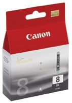 INKJET CARTRIDGE CANON CLI-8 BLACK
