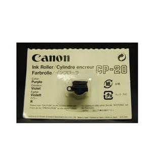 INK ROLLER CP20 BLACK CANON