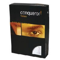 CONQUEROR PAPER A4 LAID HIGH WHITE 100GS