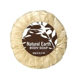 Earth Pleatwrapped Soap 20g x 375