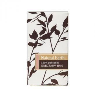 Earth Sanitary Bag Carton x 250