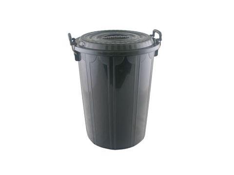 Supa Tuff Rubbish Bin 72L Includes Lid
