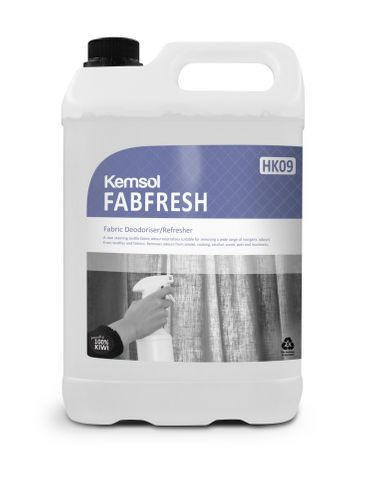 Kemsol Fab Fresh Fabric Deoderiser/ Refresher 5L