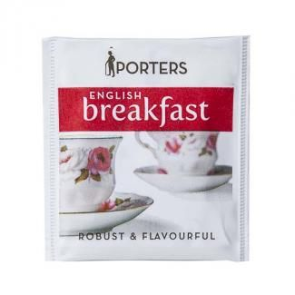 Porters English Breakfast Teabags 200