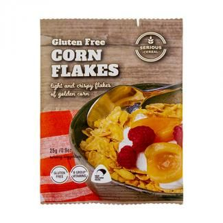 Serious Cereal Cornflakes. Ctn of 48pks