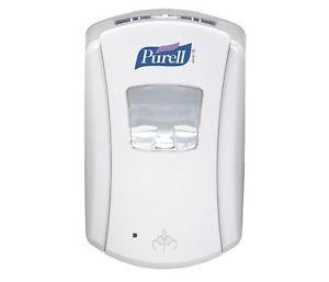 Purell Dispenser White