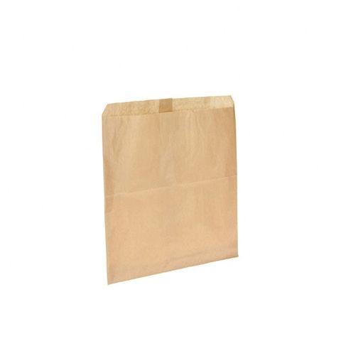#5 Flat Brown Bag 235mmx270mm 500 pkt