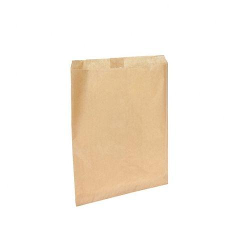 #6 Flat Brown Bag 235mmx300mm 500 pkt
