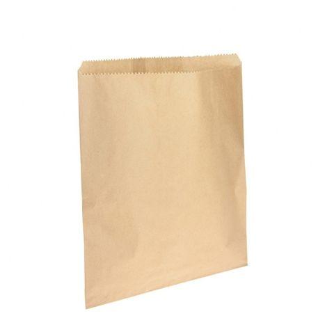 #10 Flat Brown Paper Bag 305mmx360mm 500 pkt